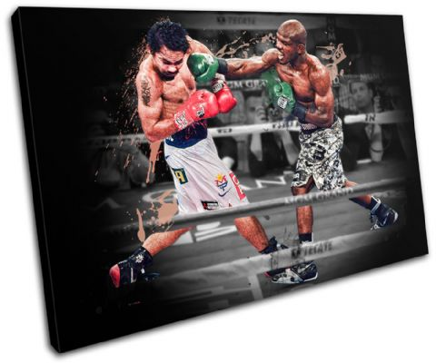 Bradley Pacquiao Boxing Sports - 13-2205(00B)-SG32-LO